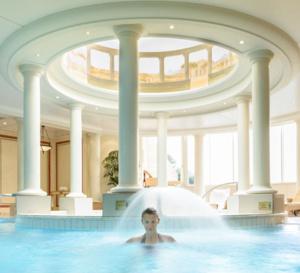 Biarritz : nouvelle offre bien-être de l'Hôtel du Palais
