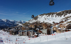 Val Thorens Meilleure station du Monde aux World Ski Awards.