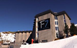 Ambiance vintage et branchée au Fahrenheit Seven à Val Thorens