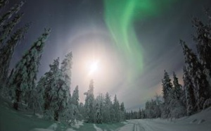 Vols directs Finnair entre Paris et la Laponie