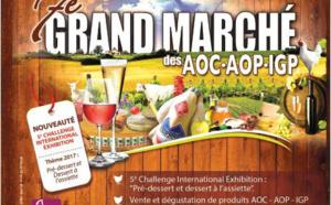 Grand Marché des produits du terroir de Bourg-en-Bresse