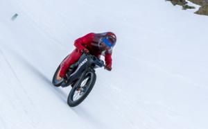 Excès de vitesse VTT pour Eric Barone à 227 km/h