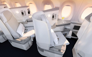 Business Class Airbus A350 - © Finnair