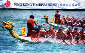 Carnaval des Bateaux Dragons de Hong Kong