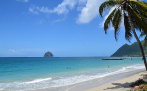 Martinique : le Diamant n'oublie pas son passé