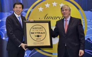 Singapore Airport, meilleur aéroport au monde