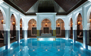 La Mamounia, Meilleur Spa du Maroc