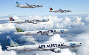 Paris-Mayotte en vol direct avec Air Austral - Vidéo