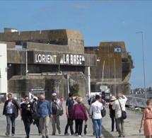 Lorient - La Base - © Y. Barraud