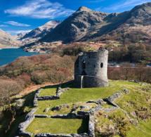 Château Dolbadaran au Pays de Galles - © Visit-Wales