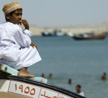 Plage d'Asaylah - © OT Oman