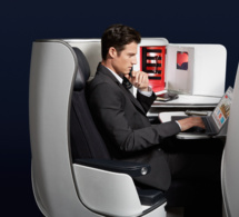 Nouvelle cabine Business Air France sur certains de nos vols intercontinentaux - © Air France