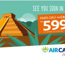 Air Caraïbes va ouvrir Cancún au départ de Paris-Orly