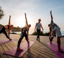 Cours de yoga - © RiBLANC