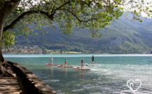 Les chefs étoilés du lac d'Annecy se mobilisent pour les soignants