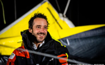 Louis Burton, troisième du Vendée Globe, une superbe place pour le skipper malouin de 35 ans - © Bernard Le Bars/Alea