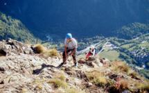 Via ferrata de Venosc © bureau des guides des 2 alpes